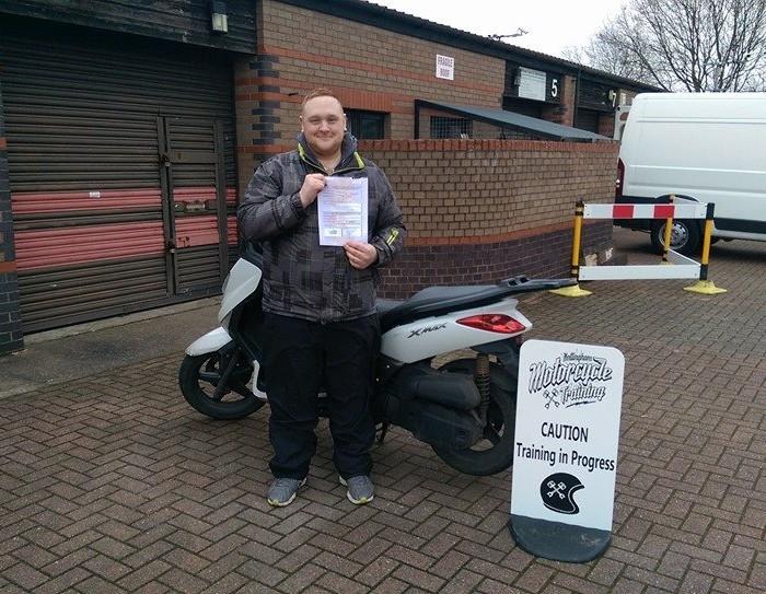 Nottingham Motorcycle Training